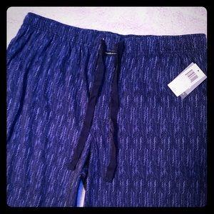 NWT Van Heusen Sleep Pants XL